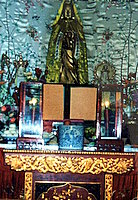 Altar dedicated to Kuan Yin