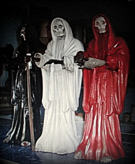 Saint death santa muerte - Santa muerte signification ...